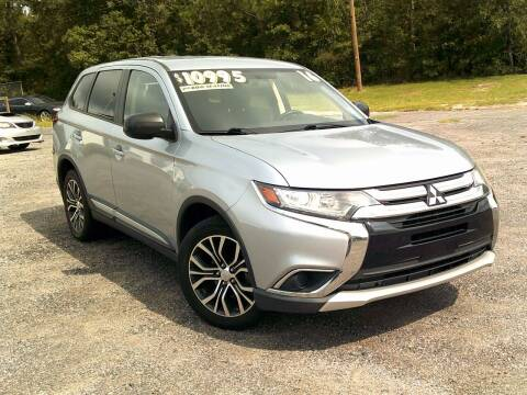 2016 Mitsubishi Outlander for sale at Let's Go Auto Of Columbia in West Columbia SC
