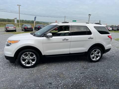 2013 Ford Explorer for sale at Tri-Star Motors Inc in Martinsburg WV
