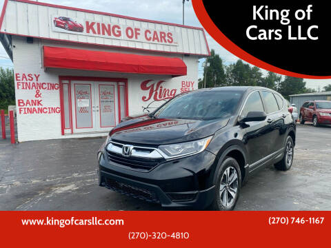 2017 Honda CR-V for sale at King of Cars LLC in Bowling Green KY
