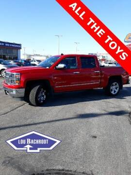 2014 Chevrolet Silverado 1500 for sale at Bachrodt on State in Rockford IL
