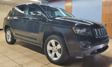 2016 Jeep Compass for sale at Adams Auto Group Inc. in Charlotte NC