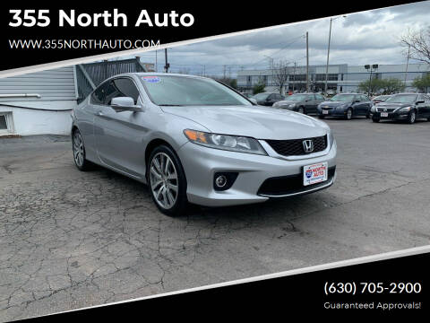 2014 Honda Accord for sale at 355 North Auto in Lombard IL