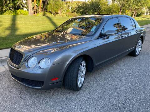 2007 Bentley Continental for sale at Donada  Group Inc in Arleta CA