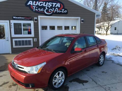 2009 Ford Focus for sale at Augusta Tire & Auto in Augusta WI