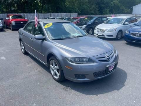 2008 Mazda MAZDA6 for sale at Auto Revolution in Charlotte NC