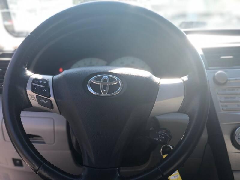 2011 Toyota Camry  - North Dartmouth MA