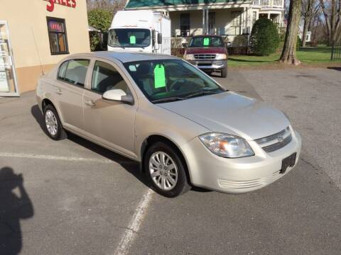 2009 Chevrolet Cobalt for sale at FENTON AUTO SALES in Westfield MA