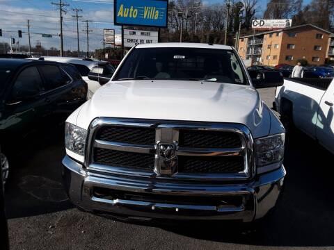 2014 RAM Ram Pickup 2500 for sale at Auto Villa in Danville VA