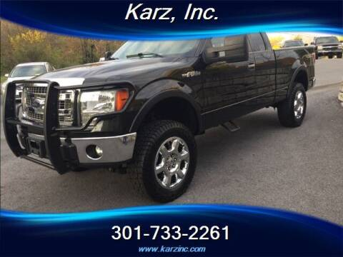 2013 Ford F-150 for sale at Karz INC in Funkstown MD