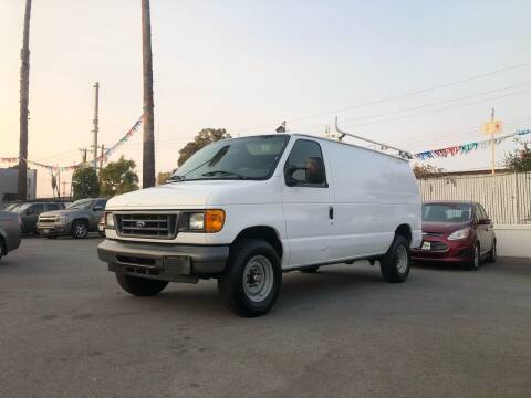 2007 Ford E-Series Cargo for sale at Car House in San Mateo CA