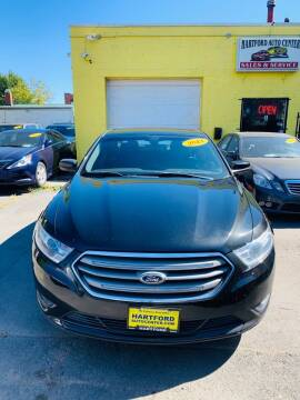 2013 Ford Taurus for sale at Hartford Auto Center in Hartford CT