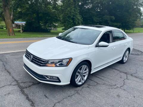 2016 Volkswagen Passat for sale at THE AUTOMOTIVE CONNECTION in Atkins VA