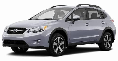 2014 Subaru XV Crosstrek for sale at Coast to Coast Imports in Fishers IN