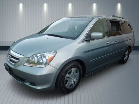 2007 Honda Odyssey for sale at Klean Carz in Seattle WA