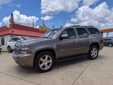 2012 Chevrolet Tahoe for sale at CarZoneUSA in West Monroe LA