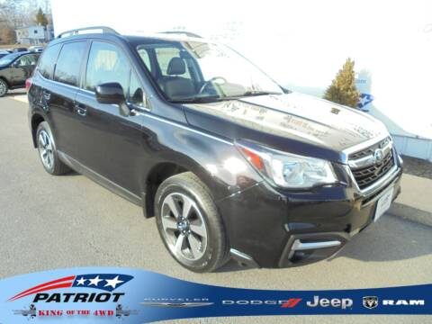 2017 Subaru Forester for sale at PATRIOT CHRYSLER DODGE JEEP RAM in Oakland MD
