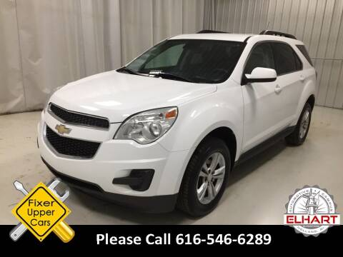 2013 Chevrolet Equinox for sale at Elhart Automotive Campus in Holland MI