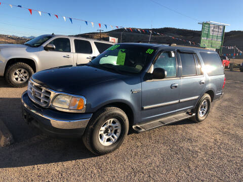 1999 Ford Expedition for sale at Hilltop Motors in Globe AZ
