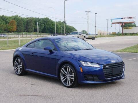 2017 Audi TT for sale at Park Place Motor Cars in Rochester MN