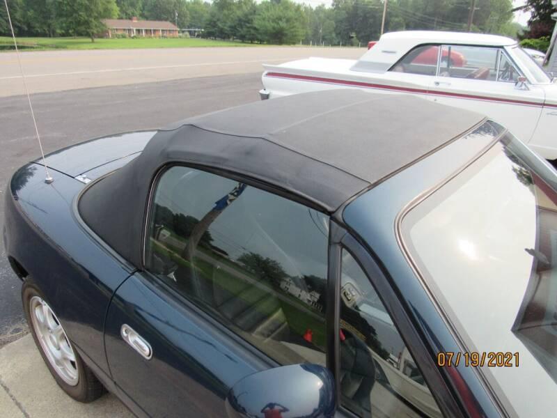 1997 Mazda MX-5 Miata for sale at Whitmore Motors in Ashland OH