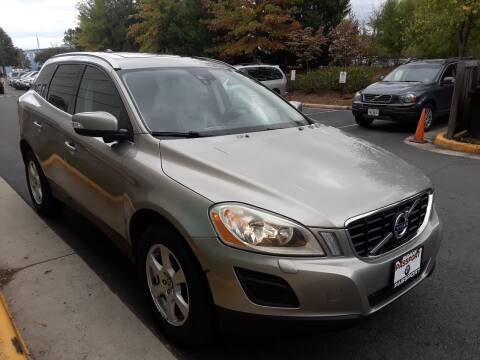 2011 Volvo XC60 for sale at M & M Auto Brokers in Chantilly VA
