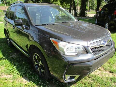 2015 Subaru Forester for sale at Dons Carz in Topeka KS