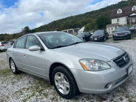 2002 Nissan Altima for sale at Ron Motor Inc. in Wantage NJ