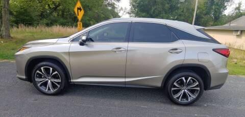 2019 Lexus RX 350 for sale at R & D Auto Sales Inc. in Lexington NC