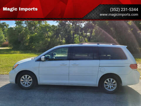 2009 Honda Odyssey for sale at Magic Imports in Melrose FL