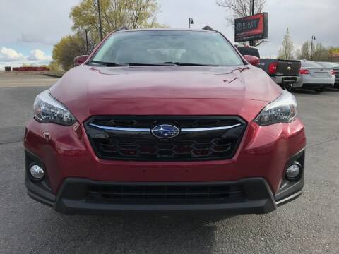 2019 Subaru Crosstrek for sale at Rides Unlimited in Nampa ID