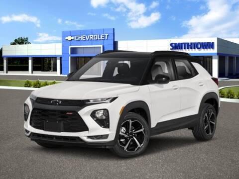 2022 Chevrolet Bolt EV for sale at CHEVROLET OF SMITHTOWN in Saint James NY