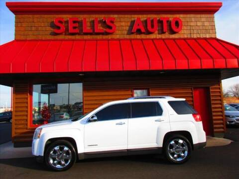 2010 GMC Terrain for sale at Sells Auto INC in Saint Cloud MN
