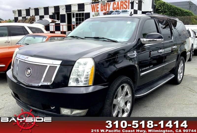 2008 Cadillac Escalade ESV for sale at BaySide Auto in Wilmington CA