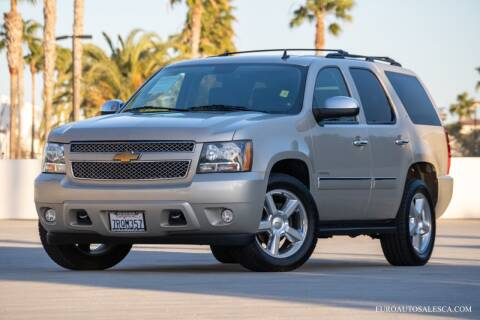2013 Chevrolet Tahoe for sale at Euro Auto Sales in Santa Clara CA