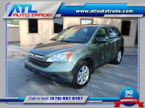 2009 Honda CR-V for sale at ATL Auto Trade, Inc. in Stone Mountain GA