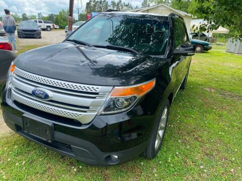 2014 Ford Explorer for sale at Southtown Auto Sales in Whiteville NC