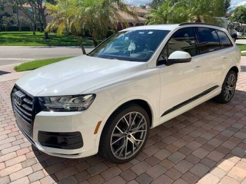 2019 Audi Q7 for sale at FALCON MOTOR GROUP in Orlando FL