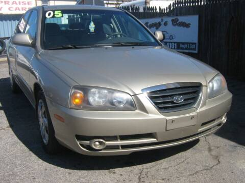 2005 Hyundai Elantra for sale at JERRY'S AUTO SALES in Staten Island NY