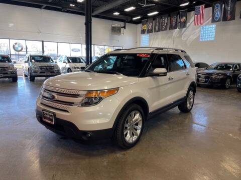 2011 Ford Explorer for sale at CarNova in Sterling Heights MI