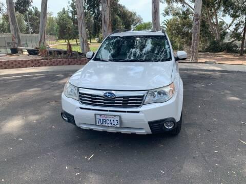 2009 Subaru Forester for sale at Gold Coast Motors in Lemon Grove CA