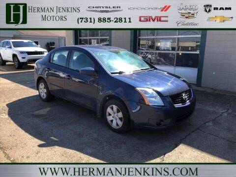 2009 Nissan Sentra for sale at Herman Jenkins Used Cars in Union City TN