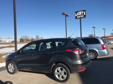 2016 Ford Escape for sale at Lannys Autos in Winterset IA