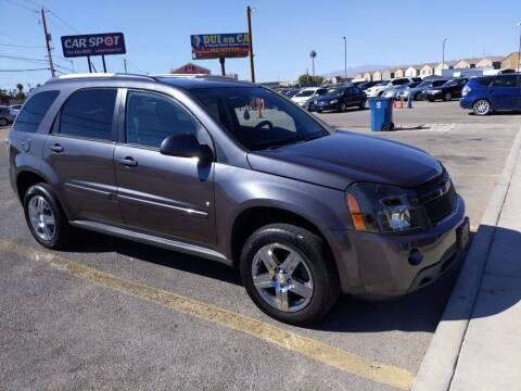 2007 Chevrolet Equinox for sale at Car Spot in Las Vegas NV