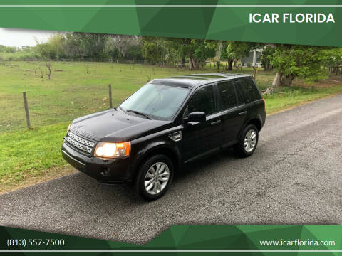 2012 Land Rover LR2 for sale at ICar Florida in Lutz FL