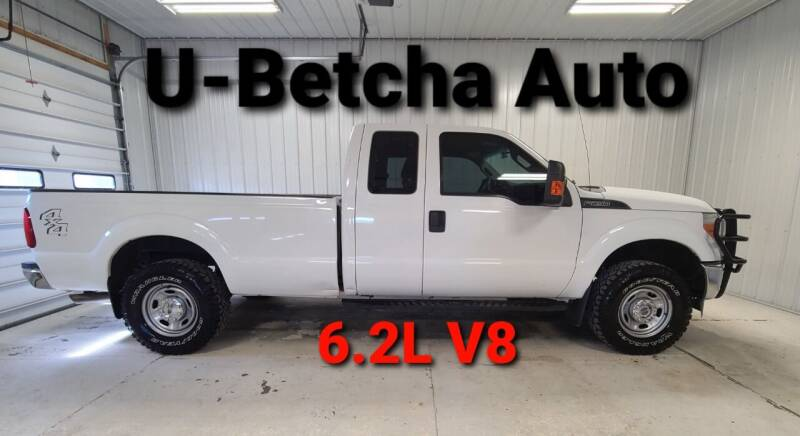 2015 Ford F-250 Super Duty for sale at Ubetcha Auto in St. Paul NE