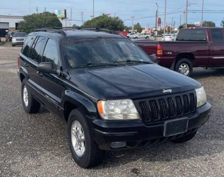 2000 Jeep Grand Cherokee for sale at Cobalt Cars in Atlanta GA