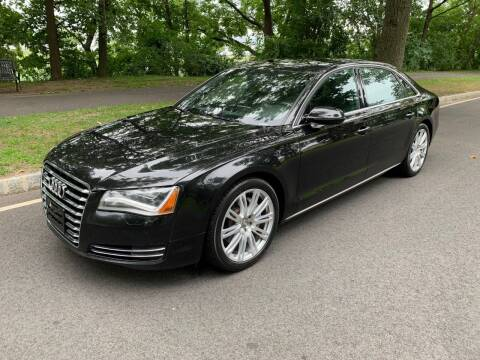 2013 Audi A8 L for sale at Crazy Cars Auto Sale in Jersey City NJ