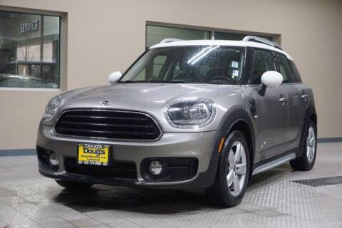 2018 MINI Countryman for sale at Jeremy Sells Hyundai in Edmunds WA