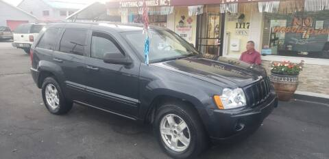 2007 Jeep Grand Cherokee for sale at ANYTHING ON WHEELS INC in Deland FL