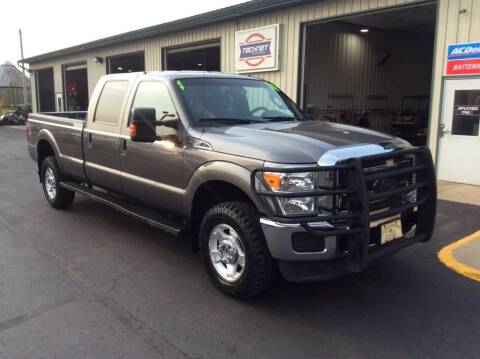 2014 Ford F-350 Super Duty for sale at TRI-STATE AUTO OUTLET CORP in Hokah MN